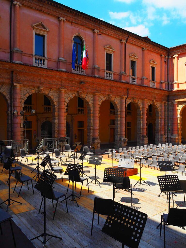 Concerto al chiostro di San Francesco di Este