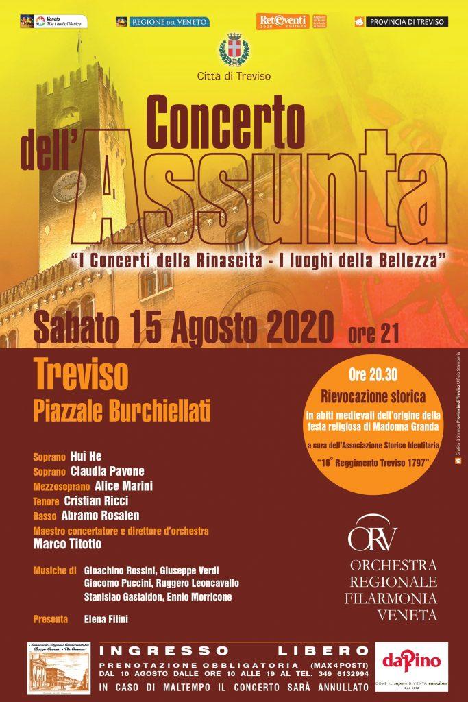 Concerto dell'Assunta a Treviso
