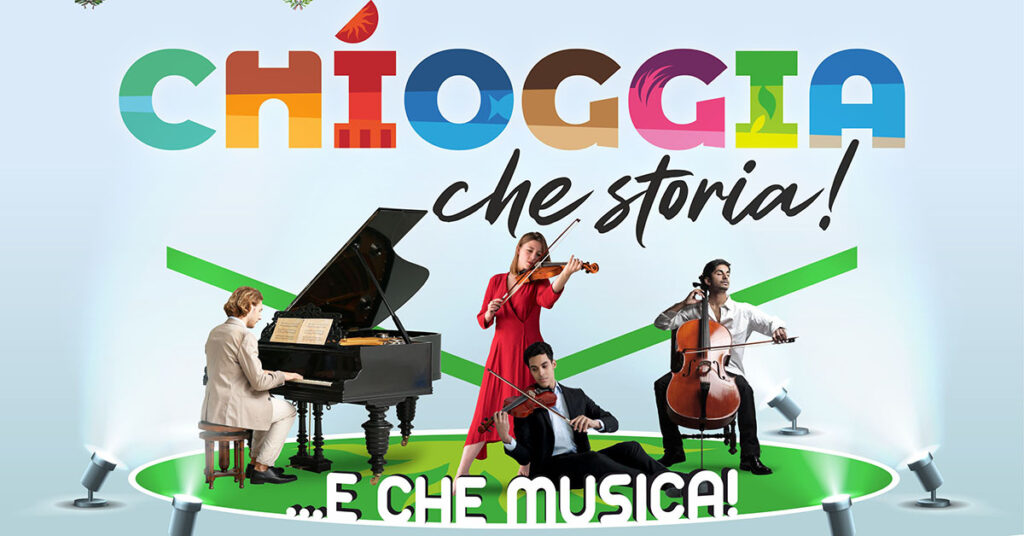 Riva Vena - Chioggia che storia e che musica!