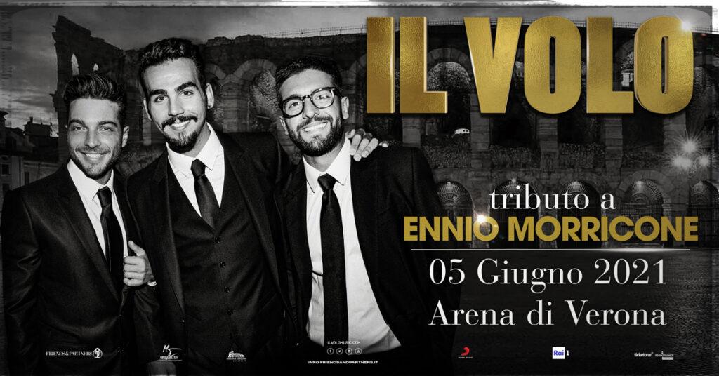 Il Volo a Verona - homepage
